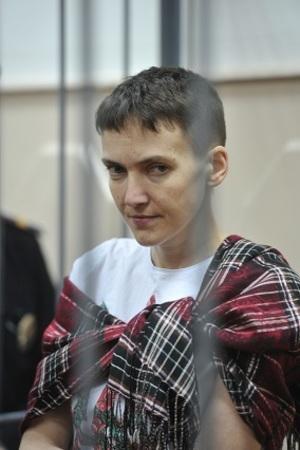 Савченко рассказала, как ее иракский принц сватал
