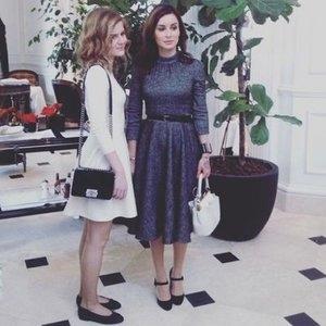 Тина Канделаки познакомила 17-летнюю дочь с Владимиром Путиным
