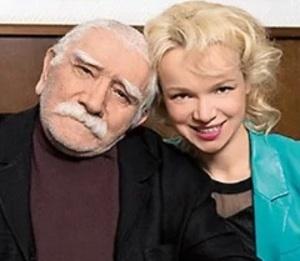 Армен Джигарханян о своей жене: