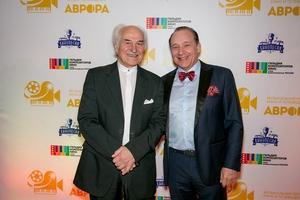 Боярский, Дунаевский и Дога дали старт Первой музыкальной кинопремии «Аврора»