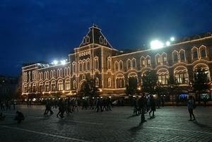 На Красной площади проходят учения ФСО