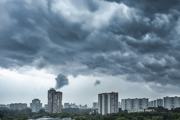 В ближайшие дни усиление ветра на востоке страны может достигать критических значений