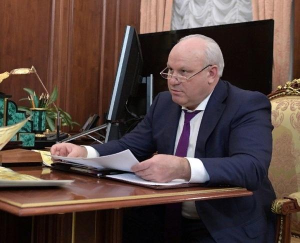 Экс-глава Хакасии Виктор Зимин умер из-за коронавируса
