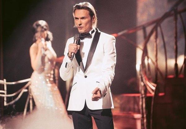 Влад Сташевский вернулся на сцену в новом имидже, но с прежним лицом
