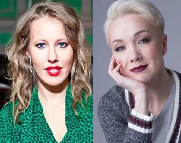 Актриса Дарья Мороз поблагодарила Ксению Собчак за дочь: