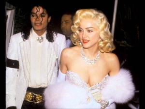 Целовалась ли Мадонна с Майклом Джексоном? [видео]