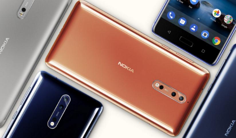 Презентация Nokia 8 и чего ждать от конкурентов Apple и Samsung?