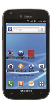 Samsung Galaxy S II T-Mobile - Каталог мобильных телефонов - Сотовик