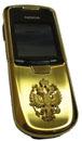 Nokia 8800 Gold Герб