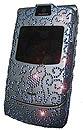 Motorola RAZR V3 blue Swarowski
