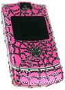 Motorola RAZR V3 Pink Swarowski
