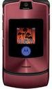 Motorola RAZR V3i Red