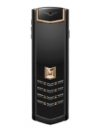 Vertu Signature S Design Red Gold Black DLC