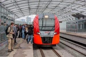 Из-за непогоды поезда на МЦК начали ходить с перебоями