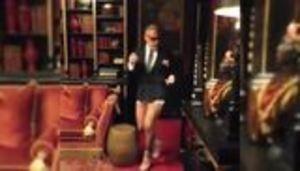 Криштиану Роналду хорошо провел время с танцующим миллионером