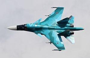 ВКС РФ получат в 2017 году 16 новых бомбардировщиков Су-34