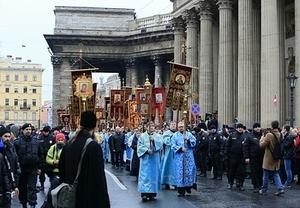 Смольнинский райсуд привлек главу Санкт-Петербурга к слушаниям о передаче Исаакия РПЦ