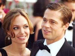 Питт и Джоли вновь общаются по-дружески