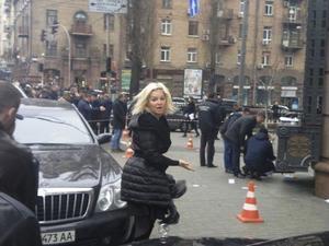 СМИ: Мария Максакова была в Москве перед трагедией