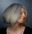 Появление седых волос никак не связано со стрессом