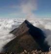 На Камчатке извергается спавший два века вулкан