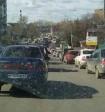 Смоленск замер в автомобильных пробках из-за авиашоу