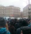 В Петербурге власти насчитали 3000 собравшихся на несогласованный митинг