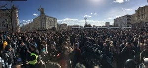 Роскомнадзор напомнил СМИ как стоит освещать митинг