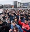 В Ростове прошёл не согласованный антикоррупционный митинг