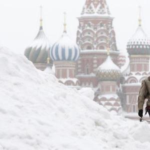 Зимняя погода ждет жителей европейской части России в последние дни марта