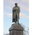 Московский памятник Пушкину закрыли на реставрацию