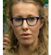 Ксения Собчак с годами стала похожа на свою старшую сестру Марию