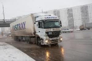 Протестующим дагестанским дальнобойщикам разбили четыре фуры