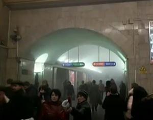 Неразорвавшееся взрывное устройство обнаружено еще на одной станции метро Петербурга