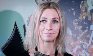 Мария Захарова показала фото президента РФ рядом с беременной Симоньян