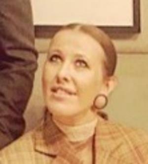 Ксения Собчак пожаловалась на красоту супруга
