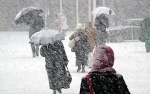 На столичный регион надвигается снежный шторм