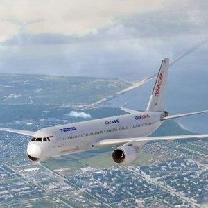 В России полностью собран первый самолет модели МС-21