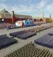 В Москве проводится генеральная репетиция парада