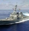 Из-за эсминец США отменён парад в Санкт-Петербурге