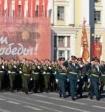 В Петербурге начался смотр войск на Дворцовой площади. Морской парад отменён