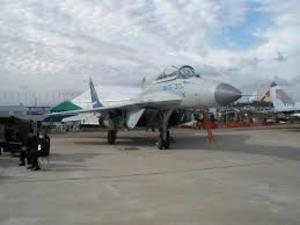 В России прошли испытния новейшего истребителя МиГ-35