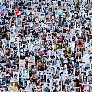 По данным МВД РФ, в акции «Бессмертный полк» приняли участие 8 млн человек