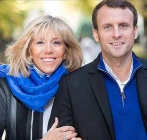Что связывает 39-летнего президента Франции с 64-летней женой?