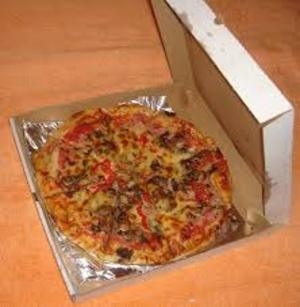 Корпорация Apple изобрела коробку для пиццы