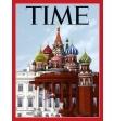 На обложке Time Белый дом слился с храмом Василия Блаженного