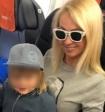 Сын Яны Рудковской и Евгения Плющенко носит рюкзак по цене автомобиля