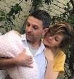 Актриса Елена Подкаминская вновь примерила свадебное платье