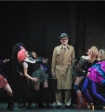 Последние спектакли рок-оперы «Преступление и наказание» в ДК Горбунова