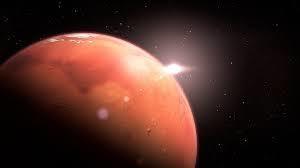 На Марсе найден